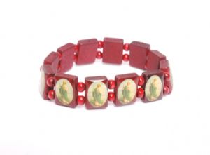 Twilight BELLA Protection ST JUDE BRACELET Wood Twilight Props